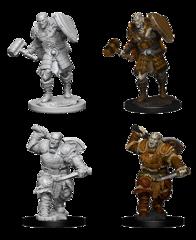 Nolzur's Marvelous Unpainted Minis - Male Goliath Fighter