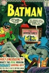 Batman Vol. 1 (1940-2011) #183