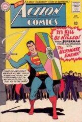 Action Comics Vol. 1 (1938-2011, 2016-Present) #329
