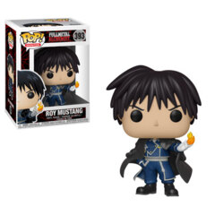 POP! Animation 393 - Fullmetal Alchemist - Roy Mustang