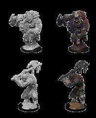 Nolzur's Marvelous Unpainted Minis - Gnolls