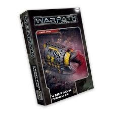 Warpath Veer-myn Tunneller