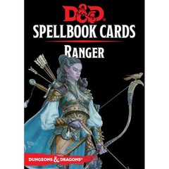 Dungeons And Dragons: Spellbook Cards - Ranger Deck version 3