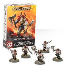 Easy to Build Bloodreavers