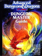 Advanced Dungeons and Dragons Dungeon Master's Guide