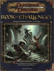 Dungeons and Dragons Book of Challenge