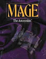 Mage The Ascension 2nd Edition
