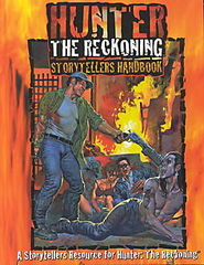 Hunter The Reckoning: Storytellers Handbook
