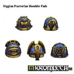 Stygian Praetorian Shoulder Pads
