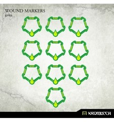 Green Wound Markers