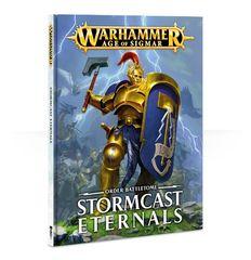 Stormcast Eternals Battletome