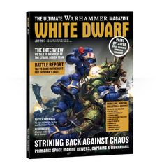 White Dwarf July 2017
