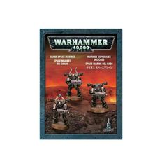 Chaos Space Marines (3 models)