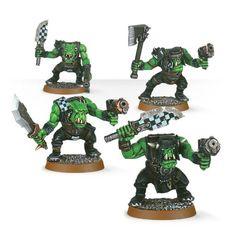 Orks Boyz (4 models)