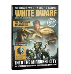 White Dwarf October 2017