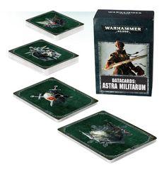 Datacards: Astra Militarum 8th Ed
