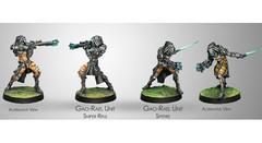 Infinity - Tohaa: Gao-Rael Unit (Spitfire / Sniper Rifle)
