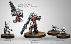 Infinity - Nomads: Taskmaster Bakunin Swast Team
