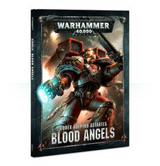 Blood Angels Codex HB (8th)