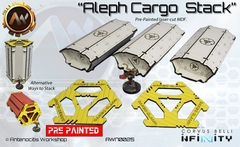 AWI Infinity ALEPH Cargo Stack
