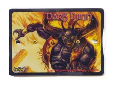 Toy Vault Marble Life Counter - Dark Djinn