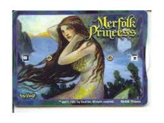 Toy Vault Marble Life Counter - Merfolk Princess