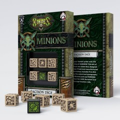 Hordes Minion Faction Dice