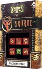 Hordes Skorne Faction Dice