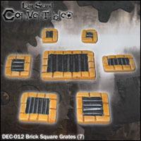 Last Stand Convertibles - Brick Grates