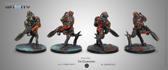Infinity: Combined Army The Charontids (Plasma Rifle) (CVB 280688-0692)