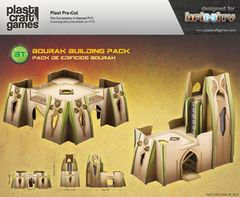 Plastcraft BT Bourak Building Set