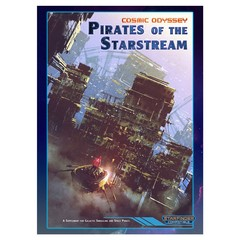 Cosmic Odyssey Pirates of the Starstream
