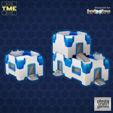Plastcraft TME Modular Building Set