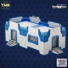 Plastcraft TME Double Modular Building
