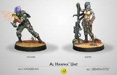 Infinity - Haqqislam: Al Hawwa'Unit