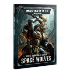 Codex: Space Wolves 8th Ed