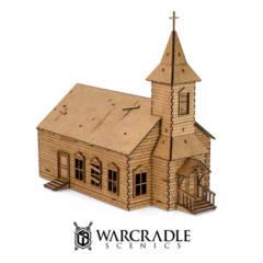 Woodford - Church