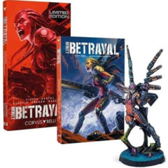 Betrayal Graphic Novel Limited Edition - Includes Exclusive Miniature