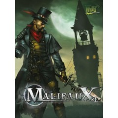 Malifaux Core Rulebook 2E