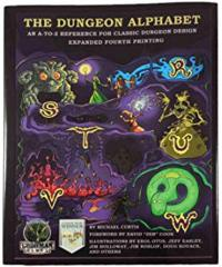 Dungeon Crawl Classics The Dungeon Alphabet