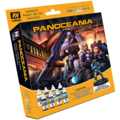Panoceania Paint Set w/ Exclusive Miniature