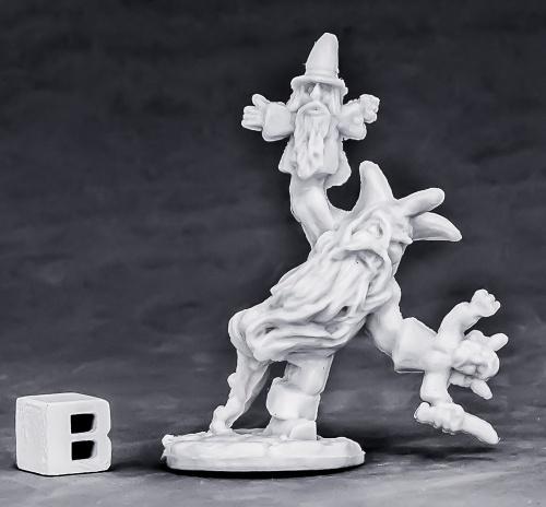 Berserker Dwarf Jester 77569 Reaper Miniatures Phoenix Nest Games