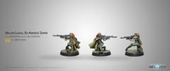 Infinity - Mercenaries: Major Lunah Ex-Aristeia! Sniper (Viral Sniper Rifle)