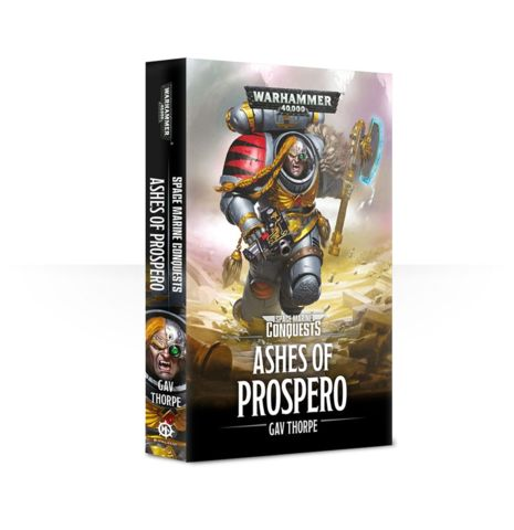 Smc: Ashes Of Prospero (Pb)