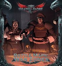 Wrath & Glory Battle Maps War Zones
