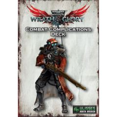 Wrath & Glory Combat Complications Cards