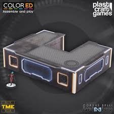 Plastcraft TME Medium Platform  ColorED