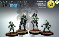 Haqqislam Support Pack (280497-0728)