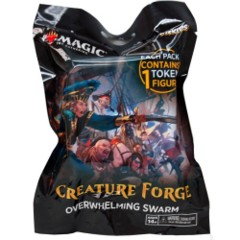 Magic The Gathering - Creature Forge - Overwhelming Swarm Booster