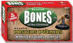 Reaper Bones Monster Colors Paint Set 09974